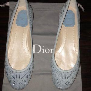 Christian Dior ballet flat